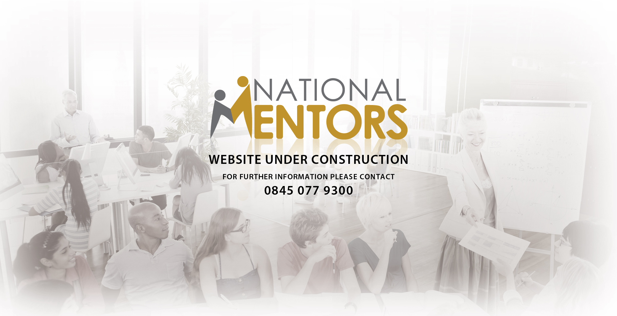 National Mentors Website Under Construction